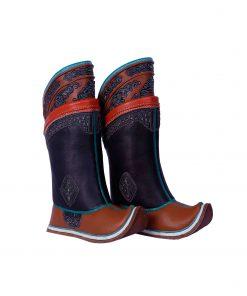 Mongolian boots 16 ornaments