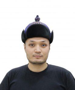 Mongolian four side hat