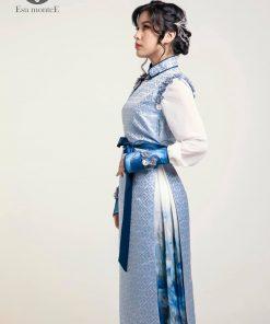 Women's deel dress Esu Monte